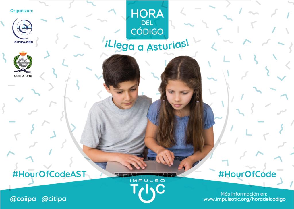 Hora del Código en Asturias