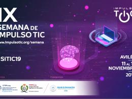Cartel IX Semana Impulso TIC 2019