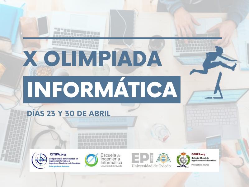 X OLIMPIADA INFORMATICA