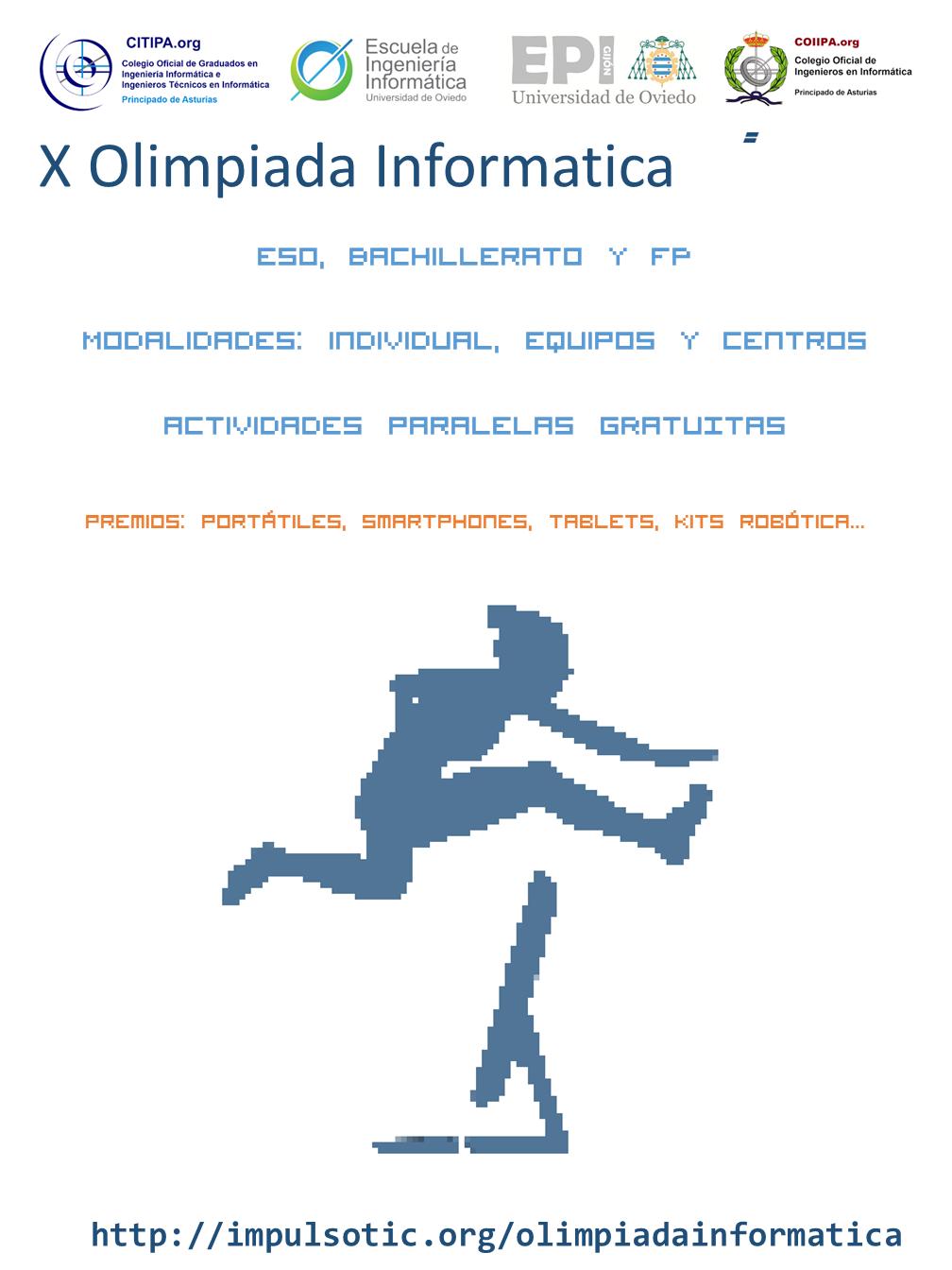 Impulso TIC-Olimpiada-2021-Cartel
